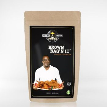 Bobby's Brown Bag'N It Fry Mix
