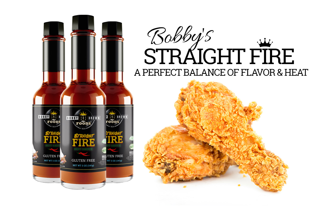 Bobby Brown Launches Line of BBQ Sauces and Seasoning ... |Bobby Brown Foods Recipes