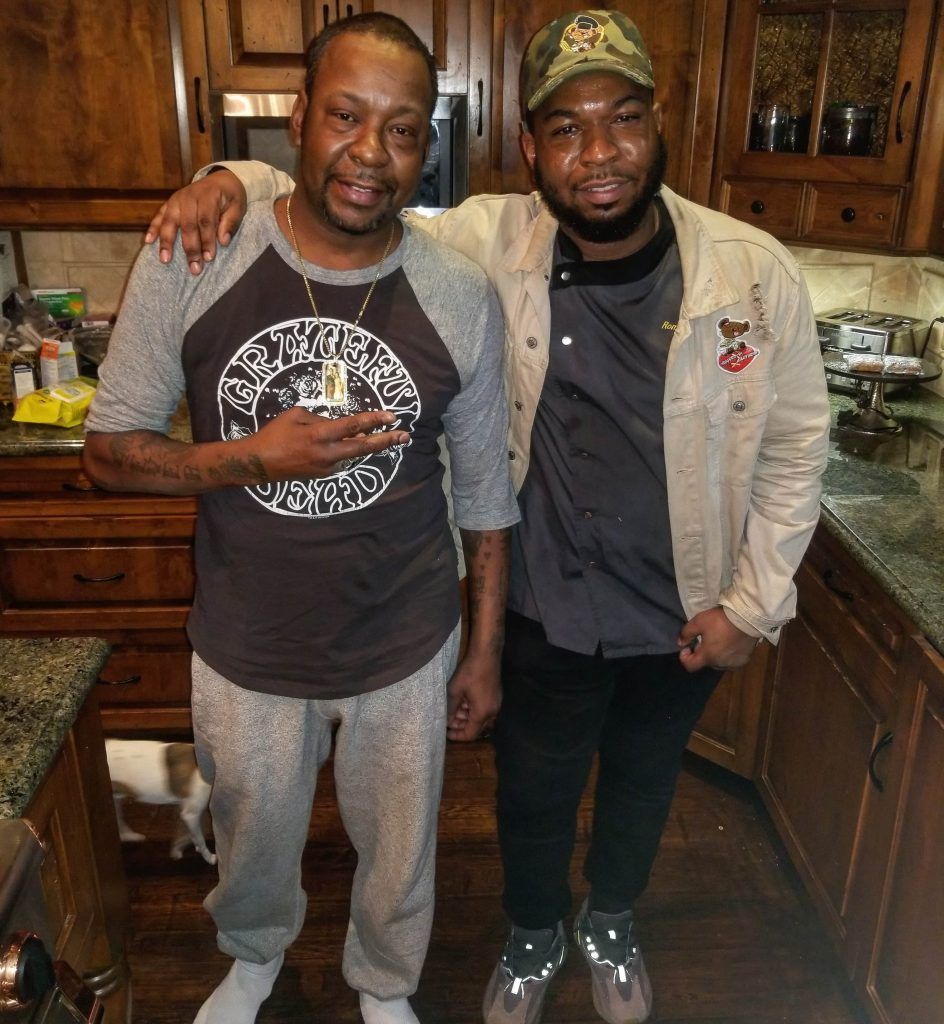 Singer Bobby Brown Foods with Chef Ambassador Jerome Tucker | BBF Chef Ambassador Feature