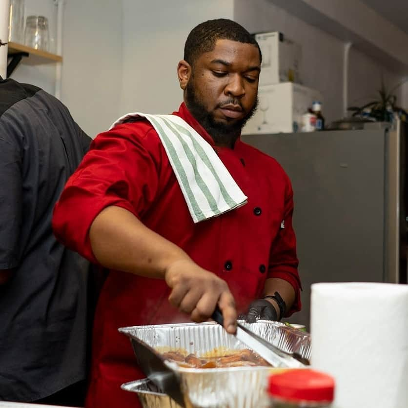 Singer Bobby Brown Foods Chef Ambassador Jerome Tucker | BBF Chef Ambassador Featured
